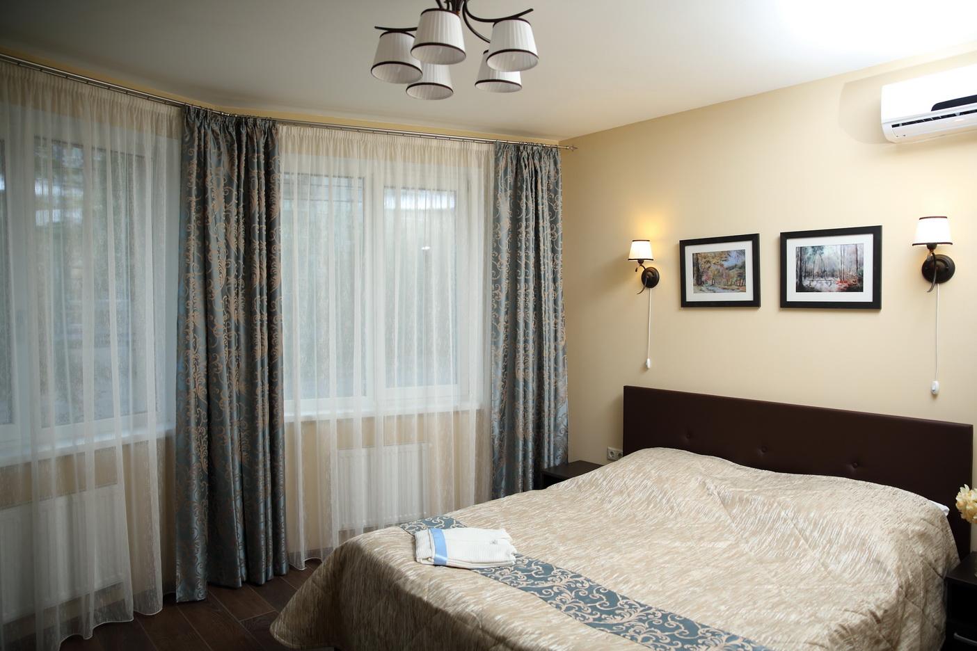 Стандарт двухместный с одной кроватью